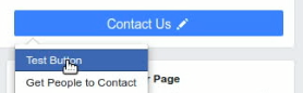 Adding a Contact Us button to a FB Page